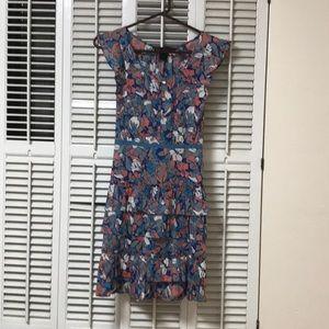 Marc Jacobs Lotus dress
